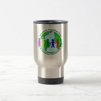 Keeping It Green Travel Coffee Mug