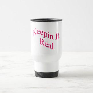 Keeping It Real Mug