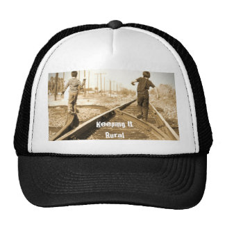 Keeping It Rural and Baby Tracks Products Cap