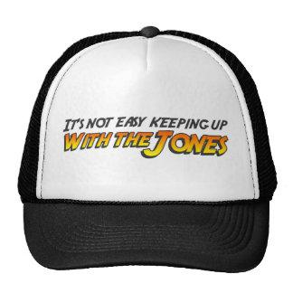 Keeping Up with the Jones Trucker Hat s