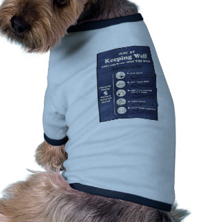 Keeping Well Doggie Tee Shirt