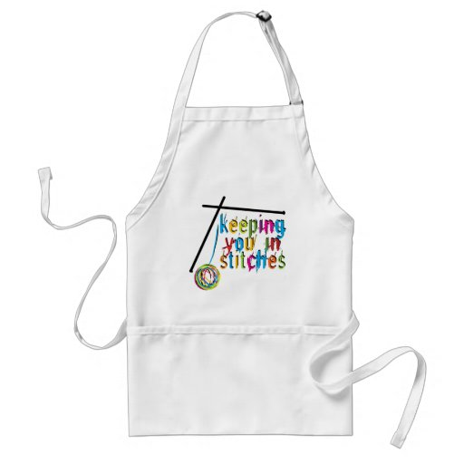 keeping you in stitches-knit aprons