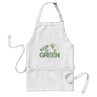 keepitgreen standard apron
