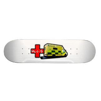 keep'it'sweet hospital deck skate boards