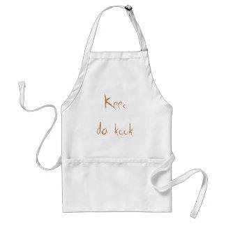 Kees da kook standard apron