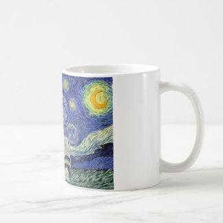 kees-Gogh-Starry-Night Mugs