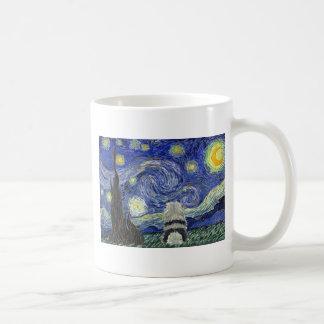 kees-Gogh-Starry-Night Coffee Mugs