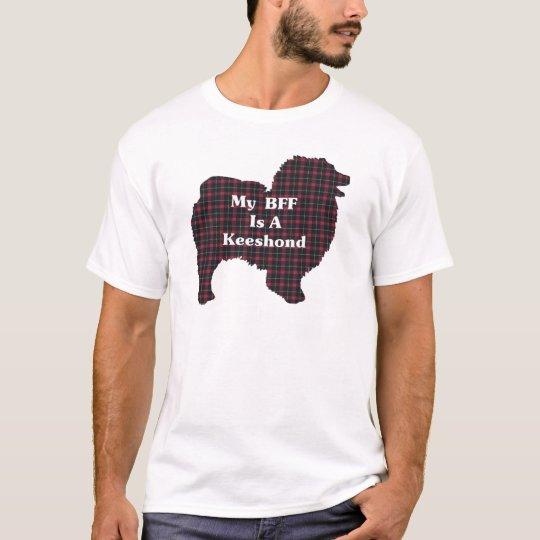 Keeshond BFF Gifts T-Shirt