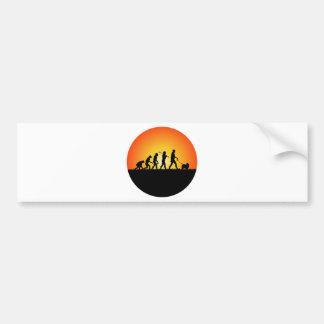 Keeshond Bumper Sticker