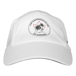 Keeshond Club of Canada Hat