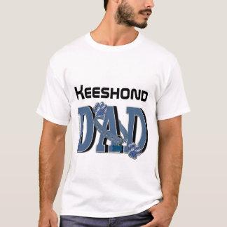 Keeshond DAD T-Shirt