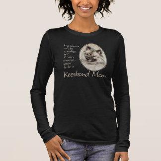 Keeshond Mom Shirt