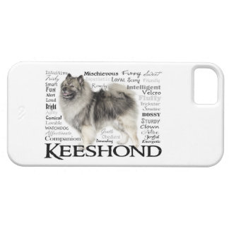Keeshond Traits Smartphone Case