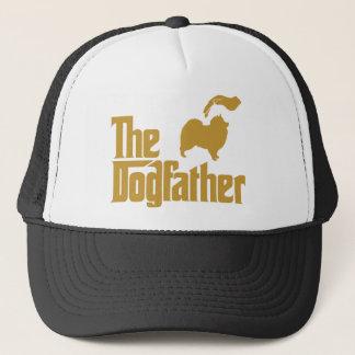 Keeshond Trucker Hat