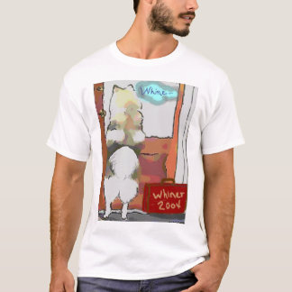 Keeshond Whiner T-Shirt