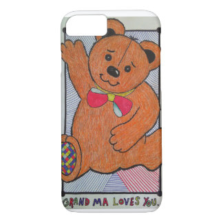 Keeva's Love iPhone 7 Case