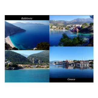 Kefalonia - Greece Postcard