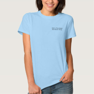 Kefir a Day keeps the Doctor Away Tee Shirt