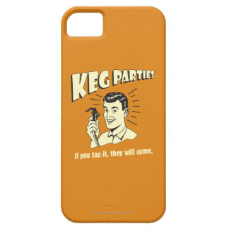 Keg Parties: If Tap It They'll Come iPhone 5 Covers