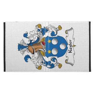Kegler Family Crest iPad Cases