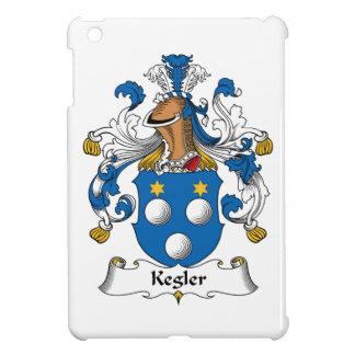 Kegler Family Crest Cover For The iPad Mini