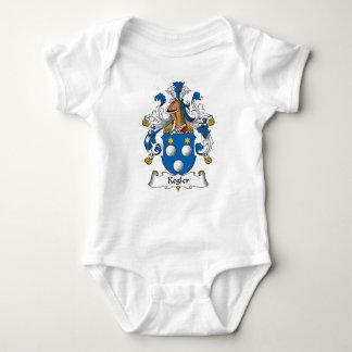 Kegler Family Crest T-shirts