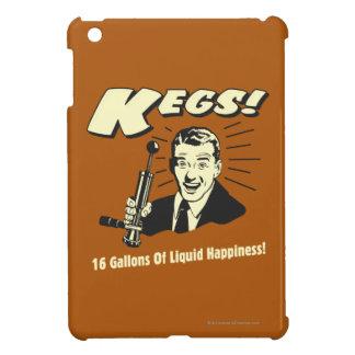 Kegs: 16 Gallons Liquid Happiness iPad Mini Cases