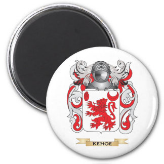 Kehoe Coat of Arms (Family Crest) Fridge Magnet