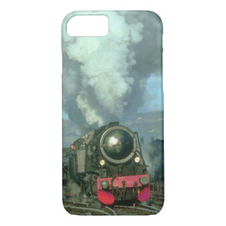Keighley & Worth Valley_Steam Trains iPhone 7 Case
