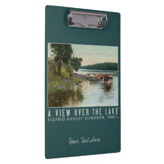 Keinänen's Lake View clipboard