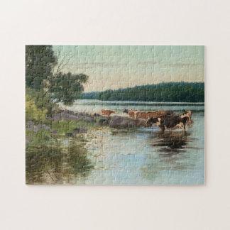 Keinänen's Lake View puzzle