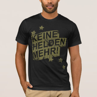 Keine Helden Mehr Halftone Faded T-Shirt