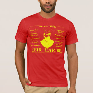 KEIR HARDIE LABOUR PARTY T-Shirt