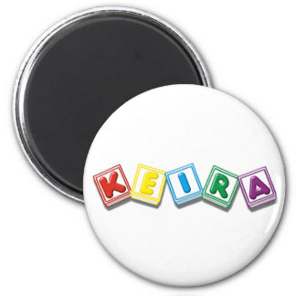 Keira 6 Cm Round Magnet