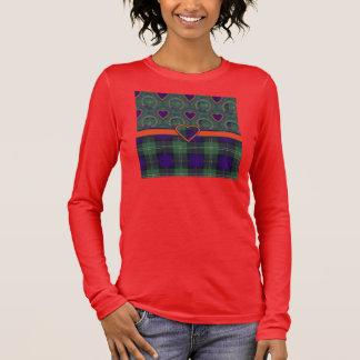 Keith clan Plaid Scottish tartan Long Sleeve T-Shirt