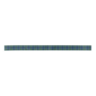 Keith Clan Tartan Plaid Ribbon Satin Ribbon