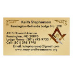 Keith Stephenson Pack Of Standard Business Cards