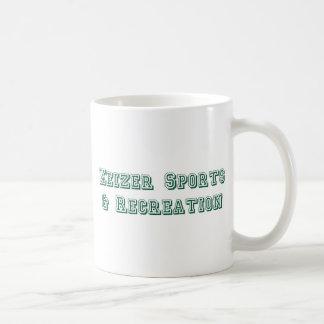 Keizer Sports & Recreation Basic White Mug