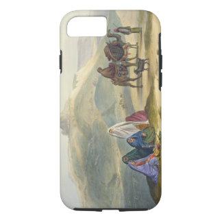 Kelaut-i-Chiljie, plate 8 from 'Scenery, Inhabitan iPhone 8/7 Case