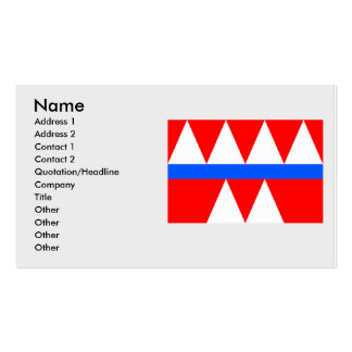 Kelc, Czech Pack Of Standard Business Cards