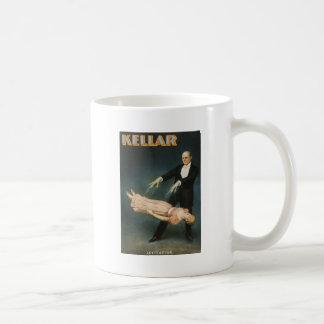 Kellar Levitation 2 Basic White Mug