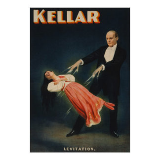Kellar Levitation 3 Poster