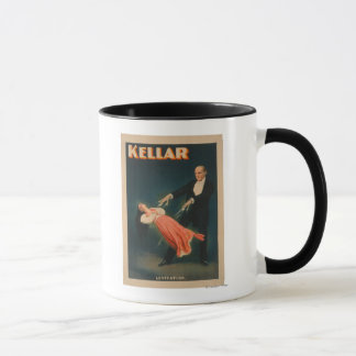Kellar Levitation Magic Poster #2 Mug