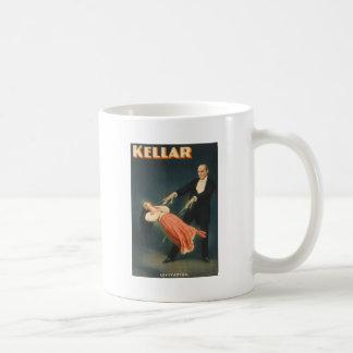 Kellar Levitation magician poster 1894 Coffee Mug