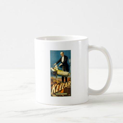 Kellar Levitation Coffee Mugs