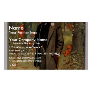Kellar Retro Theater Pack Of Standard Business Cards