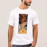 Kellar's Wonders Dressed like Devil Magic T-Shirt