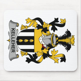 Kelleher Family Crest Mouse Pad