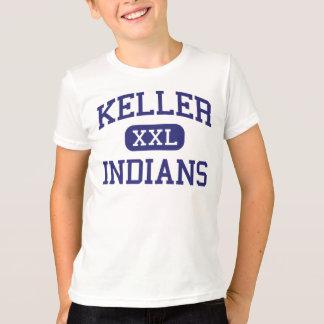 Keller - Indians - High School - Keller Texas T-Shirt