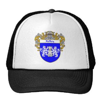 Kelley Coat of Arms (Mantled) Cap